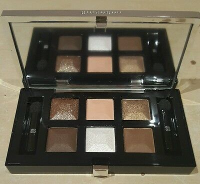 GIVENCHY SHIMMERING NUDES PALETTE 6 × 1g RRP  £45