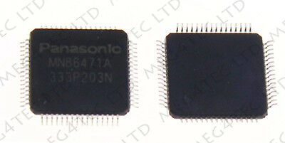 Panasonic Mn86471A Lqfp64 Hdmi Video Output Ic Chip Sony Playstation Ps4 E82