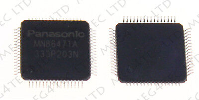 Panasonic Mn86471Ae73 Lqfp64 Hdmi Video Output Ic Chip Sony Playstation Ps4 E82