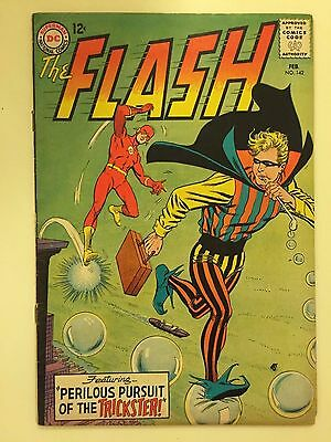 Flash # 142 The Trickster! A Classic!
