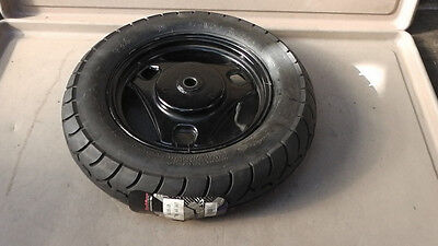 SUZUKI CF46A ADDRESS V125 Rear Wheel new tire