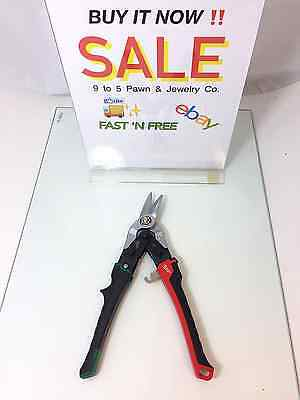 Milwaukee  Cutting Snips Aviation Snips Rightcutting *free Shipping* 48-22-4022