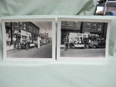 vintage 2  photo of Black with Old Parade Auto