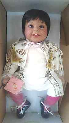 """""""CHALE"""" - Limited Edition by Adora Inc. """"Fine Doll Crafter"""""""