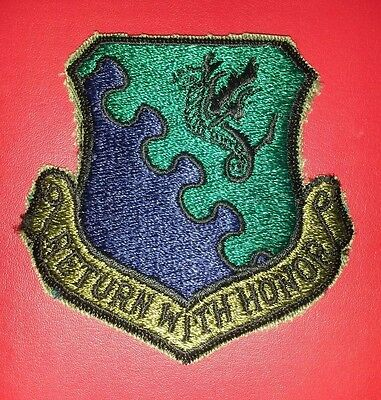 USAF 31st Tactical Fighter Wing Patch