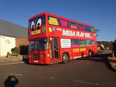 Playbus Company, Business For Sale, Opportunity, Established.  Easily Relocated