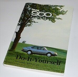 "Repair, ""do it yoursel"" service manual for saab 900 classic (in english)-"