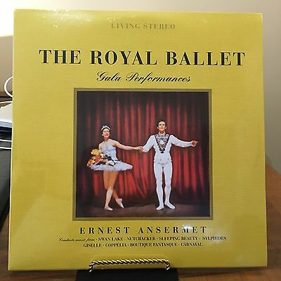 Royal Ballet Gala Performances  Ansermet, Nutckracker 2 Vinyl Lp's 180 Gram
