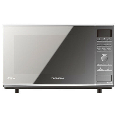 New Panasonic Convection Flatbed Microwave Oven Nncf770M