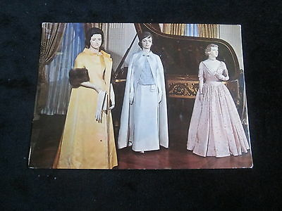First Ladie's Dresses (Smithsonian Institution)   Card