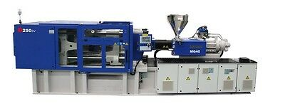 (NEW) 300 Ton Tederic Injection Machine with servo motors