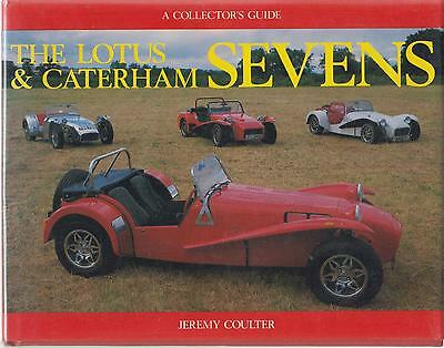 Lotus 7 Seven S1 S2 S3 S4 Caterham 1957 - 1986 Design & Production History Book