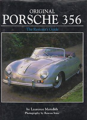 Porsche 356 356A 356B 356C Coupe Roadster 1950-65 Restorers Guide To Originality