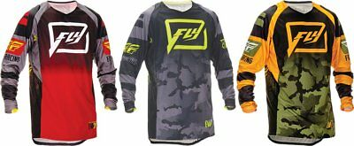 Fly Racing Mens Evolution 2.0 Code Jersey