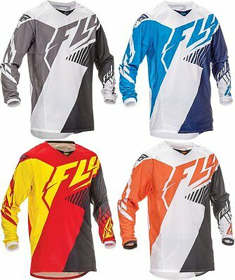 Fly Racing Mens Kinetic Vector Jersey