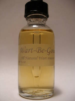 Wart-Be-Gone    All Natural Wart Remover  1oz.,