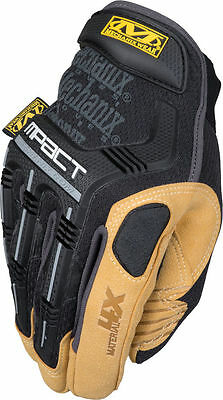 Mechanix Wear MPACT M-PACT MATERIAL4X Gloves LARGE (10)