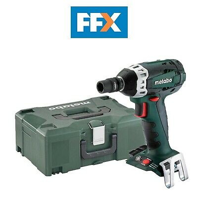 Metabo SSW18LTX200 18v 1/2in Impact Wrench Bare Unit and MetaLoc