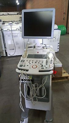 Sonoace R7 Ultrasound With 3 X Probes