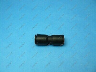 "Legris 3106 08 00 Push-In Union Connector 5/16"" Tube x 5/16"" Tube Nylon"
