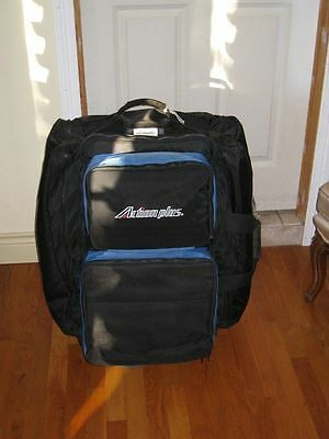 Action Plus Scuba Diving Backpack Bag Wheeled