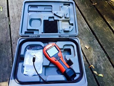 Ac Delco Arz604 6V   Battery Digital Inspection Borescope Camera W/ 6 Foot Cable