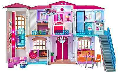 Barbie Hello Dreamhouse with Wi-Fi Speech Recognition Voice Activated Smarthouse