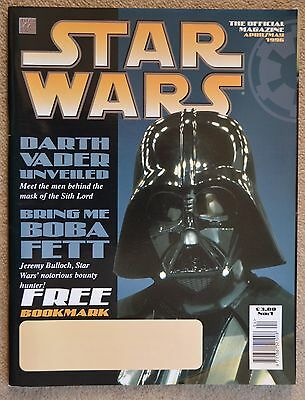 Star Wars - The Official Magazine Vol. 1 No. 1 April/May 1996