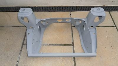 Classic mini front subframe  shot blasted and primed