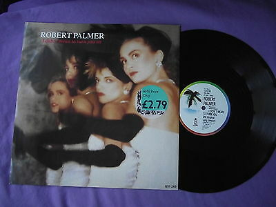 """Robert Palmer - I Didn't Mean to Turn You On. 12"""" Vinyl single (12S618)"""
