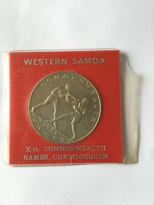 Western Samoa 10th Commonwealth Games, Christchurch $1