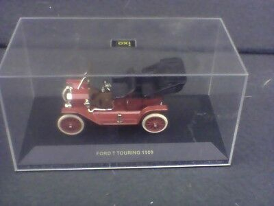 Ford Model T Touring 1909 Open Red Wow Extremely Rare 1:43 ISO Diecast