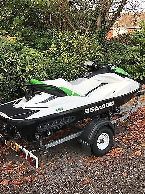 2013 Seadoo Jetski With Only 26 Hours On The Clock