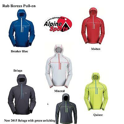 Rab Boreas Men's Pull On Clearance