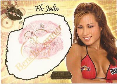 "Benchwarmer 2007 Gold Edition - 20 of 24 ""Flo Jalin"" Kiss Card"