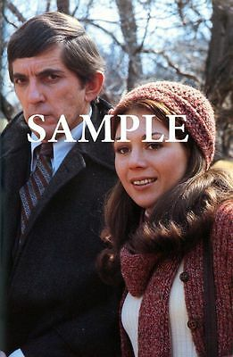 Dark Shadows JONATHAN FRID & KATHRYN LEIGH SCOTT 8 x 10 PHOTO #GH504