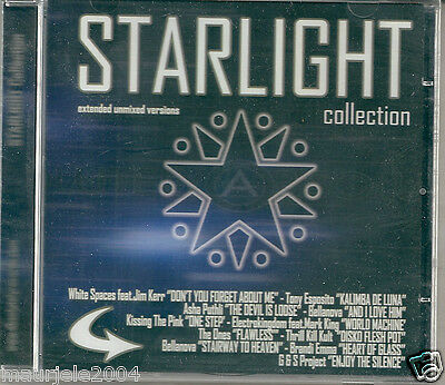 Starlight Collection (2005) CD NUOVO Don't you forget me. Kalimba de Luna. Heart