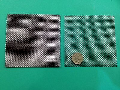 5 pads 10cm x 10cm  Aquarium Fish Tank Plants Moss 316 Stainless Steel Wire Mesh