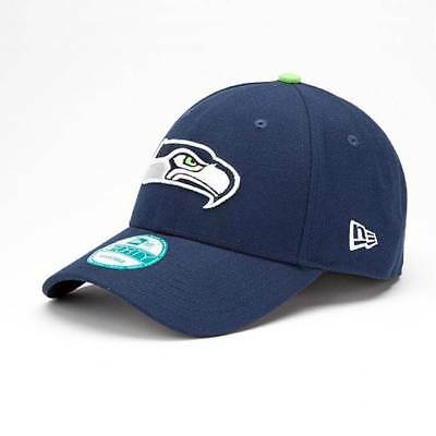 New Era Seattle Seahawks First Down Adjustable NFL Cap