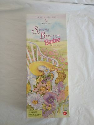 Spring Blossom Barbie NRFB 1995 An Avon Exclusive Special Edition