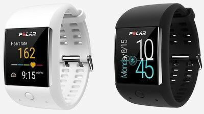 Polar M600 Android Wear+Music GPS Sport Watch Heart Rate Chest strap NOT needed
