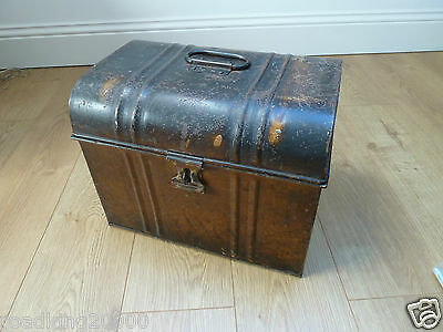 Strong Box, OLD, Could be 19th century
