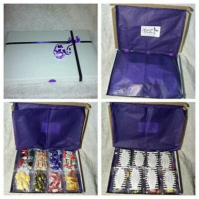 Sugar Free Sweets Selection Box - Gift Hamper Suitable For Diabetics