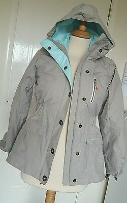 Quechua girls jacket with detachable light jacket - 10 years ��������
