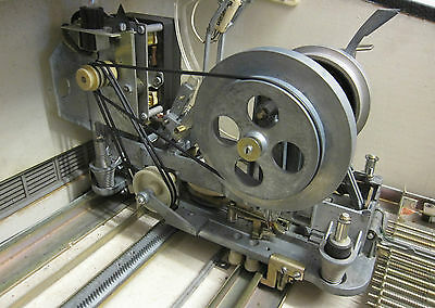 Set of drive belts for a KB or Swiss Gerinvex Discomatic portable jukebox