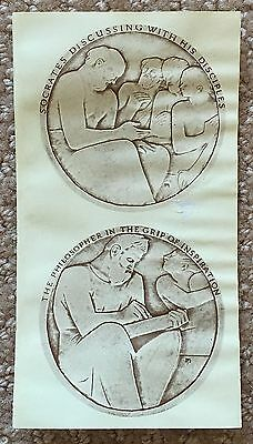 Society of Medalists Issue No. 50 by Ivan Mestrovic Pamphlet