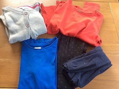 Girls Bundle Of Clothes 8-9 Years