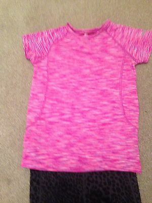 Girls Gymnastics Outfit By H&M Age 7/8