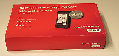 Npower Home Energy Monitor - Smartpower - NEW Boxed - FREE DELIVERY