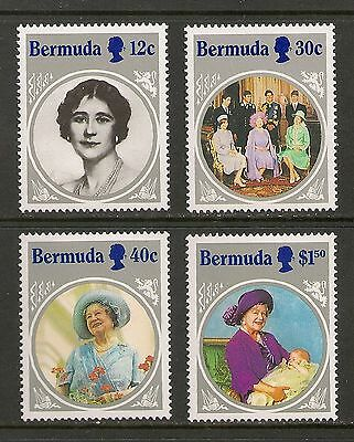Bermuda 1985 Queen Mother MNH